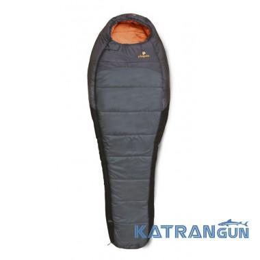 Спальный мешок для походов Pinguin Topas Primaloft grey