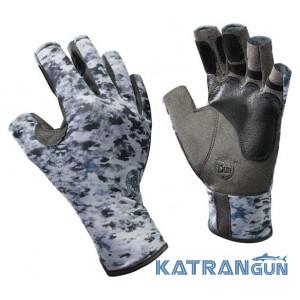 Перчатки для рыбалки BUFF Pro Series Angler II Gloves M/L