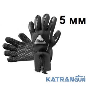 Полусухие перчатки SubGear G-Flex 5 мм