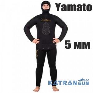 Гідрокостюм для підводного полювання Marlin Yamato 5 мм