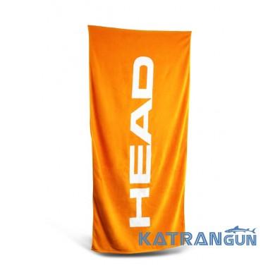 Полотенце для спортсменов Head Sport Cotton Logo Towel