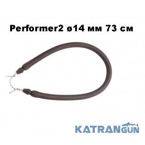 Тяга для арбалета кільцева Omer Performer2 ø14 мм 73 см; зачеп Dyneema