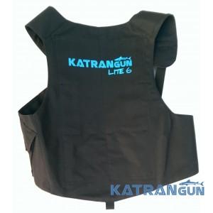 Жилет для підводного полювання KatranGun Lite 6 Black