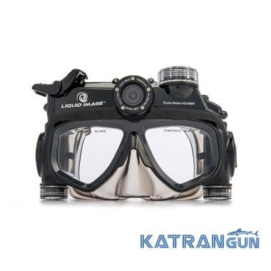 Маска для подводной видеосъемки Liquid Image Scuba Series HD 319