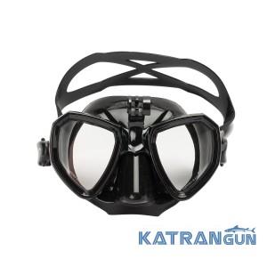 Маска для підводного плавання Salvimar Trinity (с креплением для видеокамеры)