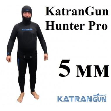 Гидрокостюм для подводной охоты KatranGun Hunter Pro 5 мм