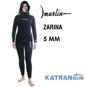 Женский гидрокостюм для подводной охоты Marlin Zarina 5 мм