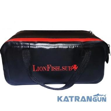 Сумка для снаряжения LionFish; войлок со всех сторон; грузоподъёмность до 70 кг