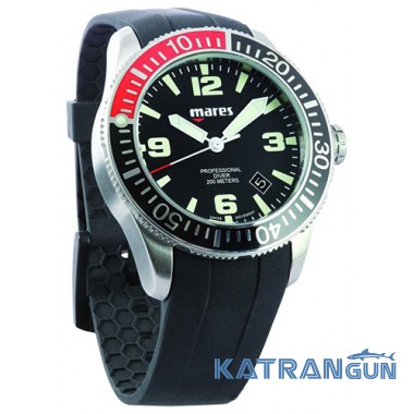 Мужские часы для дайверов Mares MISSION