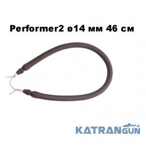 Тяга для арбалета Omer Performer2 ø14 мм 46 см; зацеп Dyneema