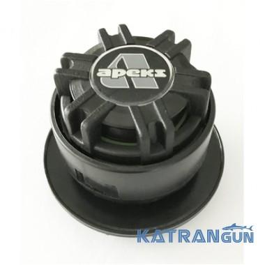 Высокопрофильный клапан сброса давления Apeks для сухого гидрокостюма