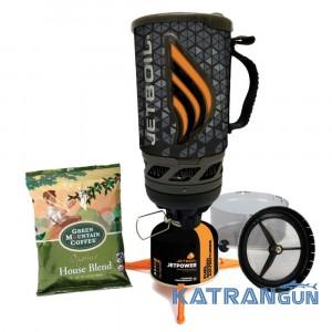 Газовая система для приготовления пищи туристическая JetBoilFlash Java Geo