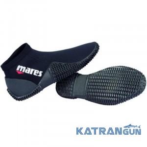 Короткие боты для дайвинга Mares Equator 2 мм