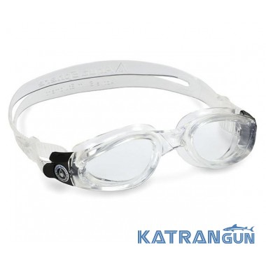 Очки для бассейна Aqua Sphere Kaiman, clear lens/transparent