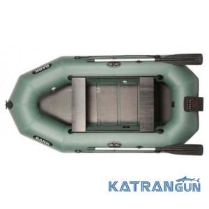 Надувні човни Bark B-270ND, зсувні сидіння