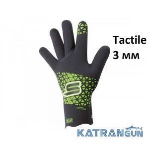 Перчатки для подводной охоты и водных видов спорта Salvimar Tactile 3 мм