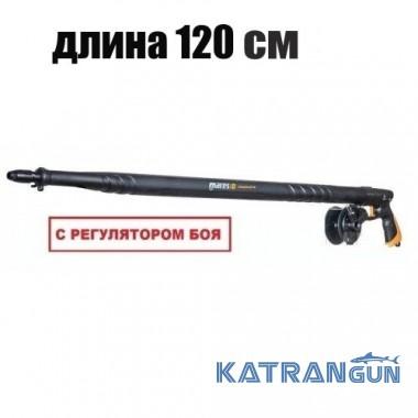 Пневматическое подводное ружье Mares Cyrano Evo HF 120 см + катушка