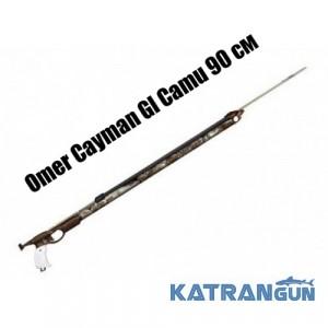 Арбалет для подводной охоты Omer Cayman G.I. Camu 90 см