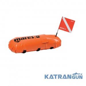 Большой буй Mares Hydro Torpedo Large Buoy