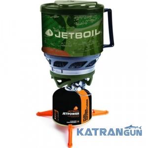 Газовий пальник похідний JetBoil MiniMo