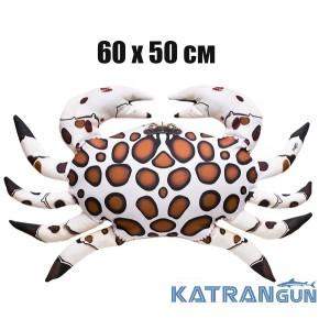 Подушка-игрушка Краб-Калико (60 х50 см)
