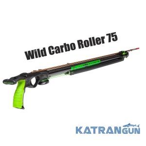 Арбалет для подводной охоты Salvimar Wild Carbo Roller 75