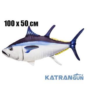 Подушка-игрушка Тунец (100х50 см)