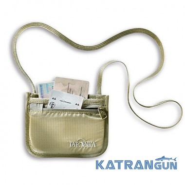 Туристический кошелек Tatonka Skin ID Pocket