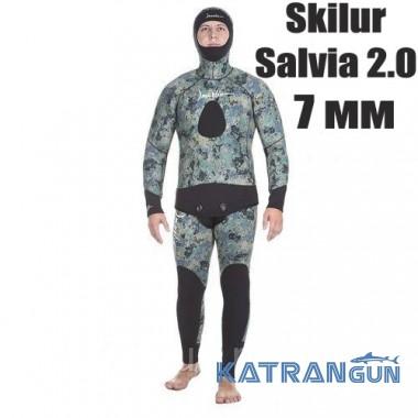 Гидрокостюм Marlin Skilur Salvia 2.0; толщина 7 мм
