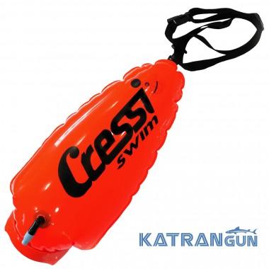 Буй для пловцов Cressi Sub SWIM BUOY