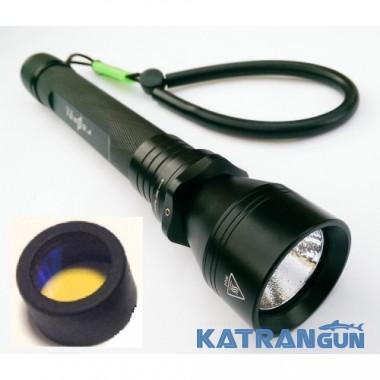 Світлодіодний підводний ліхтар Ferei W152 II (1000 Lm; тепле світло)