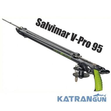 Арбалет підводний Salvimar V-Pro 95 + котушка