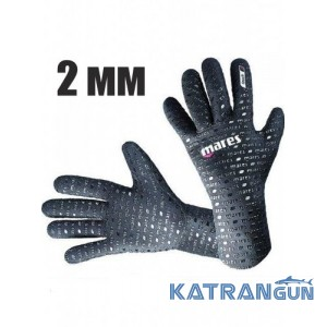 Перчатки для плавания Mares Flexa Touch 2 мм