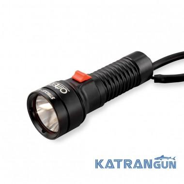 Мощный фонарь для охоты и дайвинга Omer Stardust XL