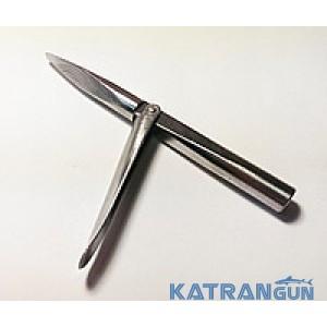 Наконечники для подводных ружей Katrangun Блатной, один флажок