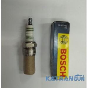 Свічка запалювання Bosh для буксировщика Aquascooter AS 650 / Supermagnum