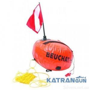 Круглыйбуй для дайвинга Beuchat Circle Buoy