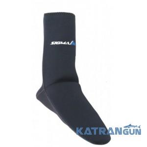 Sigma Sub Шкарпетки для підводного плавання 7 мм