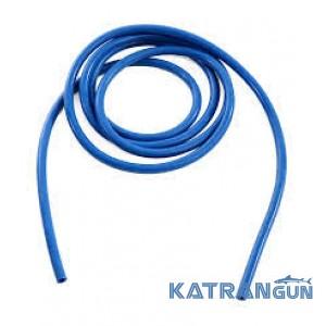Латексная трубка для слингов, бандажей в бухтах BS Diver (на метраж); 5 мм на 3 мм; синяя