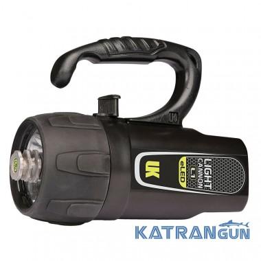 Потужний підводний ліхтар UK Light Cannon eLED (світлодіодний)