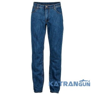 Комфортні джинси Marmot Men's Pipeline Jean Regular Fit