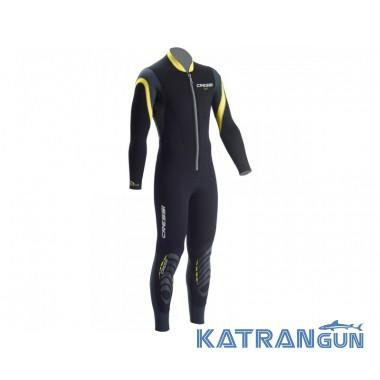 Мужской гидрокостюм для плавания Cressi Sub Lui 2,5 мм