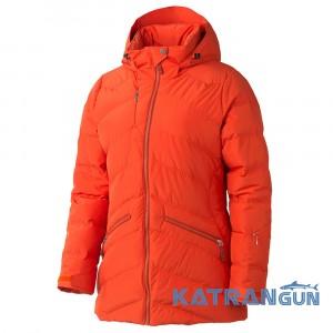Куртка з мембраною для гірських лиж Marmot Women's Val D'Sere Jacket, Mandarin