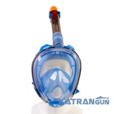 Маска на все обличчя для плавання Scorpena Swim; середня