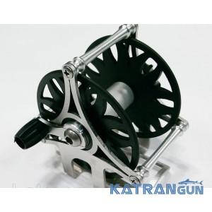 Катушка для подводного ружья KatranGun 65 мм (пластиковая шпуля)