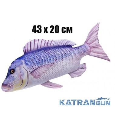 Подушка-іграшка Зубан (43х20 см)