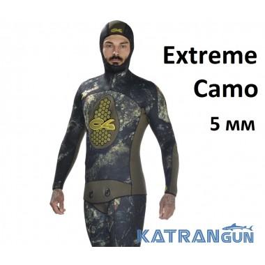 Куртка для охоты C4 Extreme Camo 5 мм