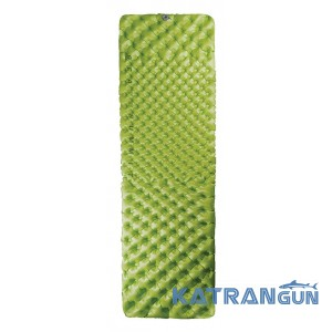 Надувний спальний килимок Sea To Summit Comfort Light Insulated Mat Rectangular