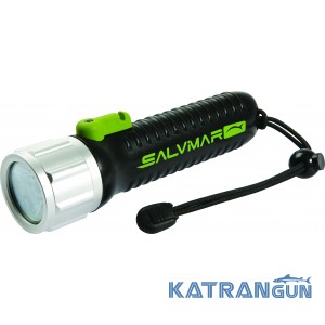 Ліхтар для підводного полювання Salvimar Lecoled black