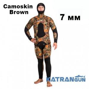 Відмінний гідрокостюм Marlin Camoskin Brown 7 мм